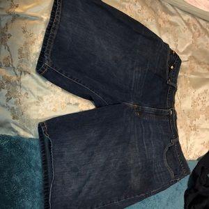 👖Levi's 569 Jean Shorts